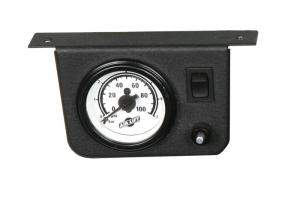 Dash Mounted Air Gage and Compressor Switch